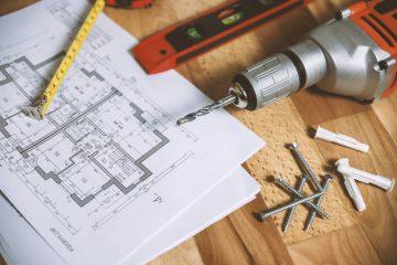 Aufbau von Industriellen und Handelsobjekten